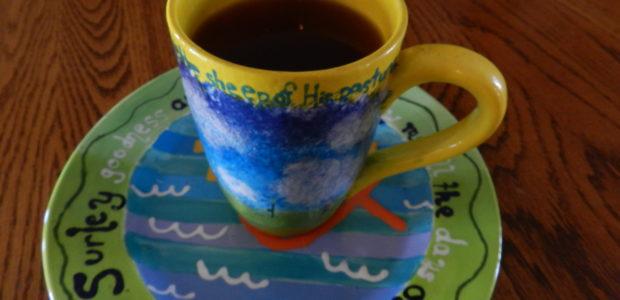 Apple Cider Vinegar Tea with Lemon